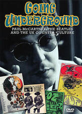 Going Underground: Paul McCartney, the Beatles and the UK Counter-Culture DVD
