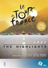 - Le Tour De France  2005 The Highlights (DVD, 2-Disc Set) BRAND NEW] REGION 4.