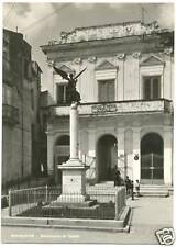 SPARANISE - MONUMENTO AI CADUTI (CASERTA) 1965