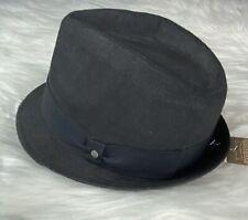NWT Stetson Men's All American Fedora Hat Small/medium
