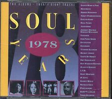 Soul Years 1978 - EARTH WIND & FIRE SYLVESTER L.T.D. - BOX 2 CD 1989 NEAR MINT