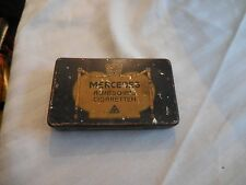 "Vintage Mercedes A Batschari Cigaretten Tin 4 1/2"" x 2 3/4"" x 3/4"" Empty"