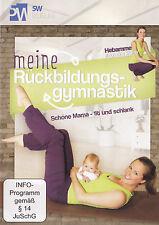 Hebamme KATHARINA WERNER - DVD - MEINE RÜCKBILDUNGSGYMNASTIK - Schöne Mama,fit..