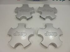 01-04 Jeep Grand Cherokee New Wheel Center Cap Hub Cap Set of 4 Mopar Factory Oe