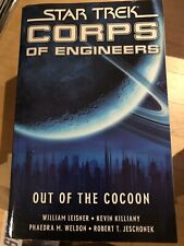 More details for star trek paperback book novel corps of engineers out of the cocoon 2010 gallery