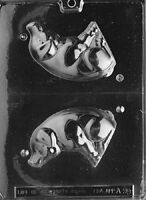A039 3D Bear Chocolate Candy Soap Mold with Instructions