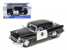 1955 Buick Century Police Car 1:26 Scale Diecast Model - 31295pol