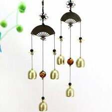 Chinese Style Wind Chimes Bronze Yard Garden Living Room Decoration Accessories