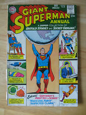DC Comics 1964 SUPERMAN ANNUAL #8, 80 Page Giant
