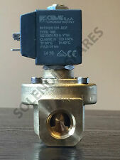 "CEME Solenoid valve 1/2""  3/4""  1""  2""  3""  BSP Normally Closed brass 86 Series"