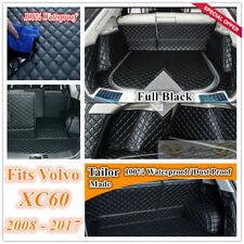 Custom Made Car Boot Cargo Mats Wheel Arches Cover Liner for Volvo XC60 08 - 17