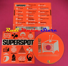 CD SUPERSPOT Compilation MOBY MORRICONE BLUR ELISA JOSS STONE no mc vhs dvd(C38)