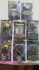 Halo Action Figure Lot