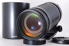 NEAR MINT TAMRON AF 200-400mm F/5.6 LD Lens for Nikon w/ Lens hood From Japan