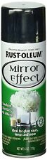 6-Ounce Rust-Oleum Long Lasting Mirror Effect Spray Paint For Glass Vases Jars