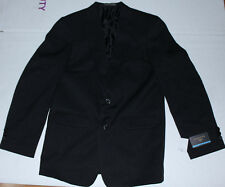 DOCKER'S BRAND SUIT BLAZER OR COATS FOR BOYS SIZE 14 REGULAR BLACK