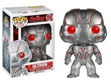 FUNKO POP MOVIES MARVEL AVENGERS 2 ULTRON POP VINYL FIGURE BRAND NEW #72