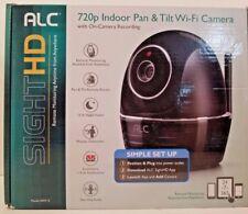 (New) ALC - Wireless IP Security Camera - Black
