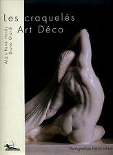 French Bk Art Deco Porcelain Sculpture and Figurines - Robj Primavera Catteau