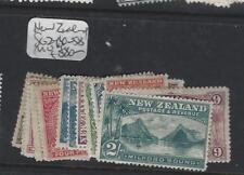 NEW ZEALAND  (P1412B)  SG  245-258   MOG