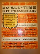 All Organ Solos Songbook: No. 65 >> 20 All Time Hit Paraders plus bonus songs