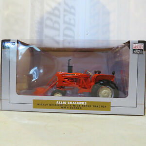 SpecCast Allis Chalmers D15 Tractor with Loader Highly Detail  1/16 AC-SCT710-B8