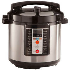 7-in-1 Multi-Function Electric Pressure Cooker, 6.5 Quart Pot