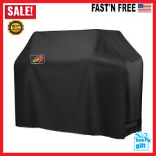 Homitt Gas Grill Cover, 60-inch 3-4 Burner 600D Heavy Duty Waterproof Bbq Cover