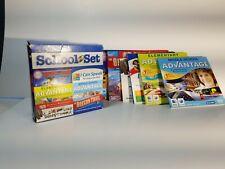Southwestern School Set 6 CLASSIC Educational PC CD: Spell Jam,Oregon Trail, Etc