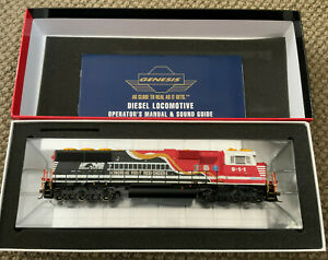 Athearn Genesis EMS Norfolk Southern ATHG65250 DCC & Sound