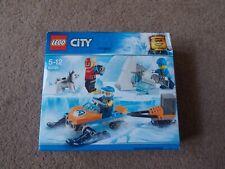 LEGO - CITY ( SET 60191 - ARCTIC EXPLORATION TEAM ) BRAND NEW