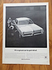 1967 Pontiac Catalina Ad  It's a great Car to get Rid Of