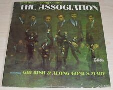 THE ASSOCIATION AND THEN ALONG COMES ALBUM 1966 MONO VALIANT RECORDS VLM-5002