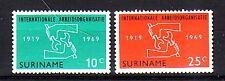 Suriname Michel numero 562 - 563 post freschi