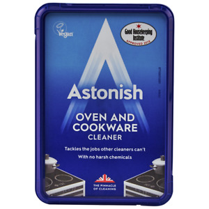 Astonish Oven and Cookware Cleaner 150g Original - PACK OF THREE