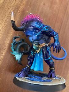 Warhammer Fantasy Age Of Sigmar Chaos Daemons Tzeentch Army Ogroid Thaumaturge !