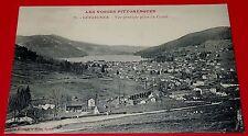 CPA CARTE POSTALE 1900-1910 GERARDMER VOSGES PANORAMA COSTET LORRAINE LAC