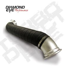 "Diamond Eye 321056 3"" Turbo Direct Pipe, Aluminized, For 04-10 Chevy"