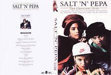 Salt N Pepa - The Greatest Hits DVD Music Videos,80s,90s,Hip Hop,Rap,R&B, RARE