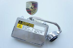 Porsche 997 987 Cayman Boxster Xenon Litronic Control Unit L=R 99763118300