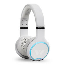 Wearhaus Arc Wireless Android iOS Bluetooth HD Syncing On Ear Headphones, White