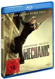 Blu-ray/ The Mechanic- Jason Statham & Ben Foster in Action !! FSK 18 !!