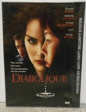 Diabolique (DVD, 2000) RARE SEXY HORROR THRILLER SHARON STONE 1996 BRAND NEW