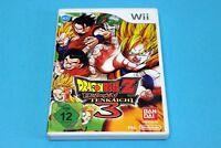 Nintendo Wii Spiel - Dragonball Z: Budokai Tenkaichi 3 - in OVP