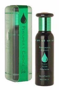Milton Lloyd Perfumers Choice Victor No. 9 83ml Mens Brand New Boxed