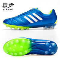 Herren Kinder Fußballschuhe Outdoor Hallenfußballschuhe Schuhe Gr.33-45 Mode