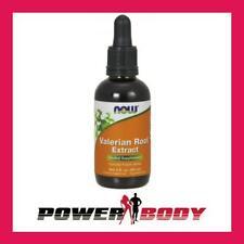 NOW Foods - Valerian Root Extract, Liquid - 60 ml.