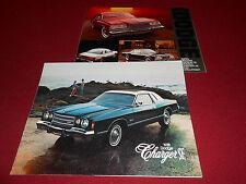 Mopar Dealer Brochure 1978 Dodge Van Bostrom Versavan Other