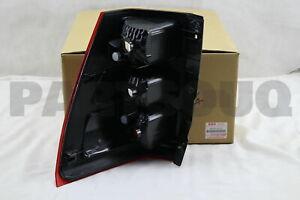 3567065J21 Genuine Suzuki LAMP UNIT, RR COMBINATION LH 35670-65J21