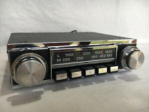 Concours Radiomobile Model 1095 Classic Vintage Car Radio